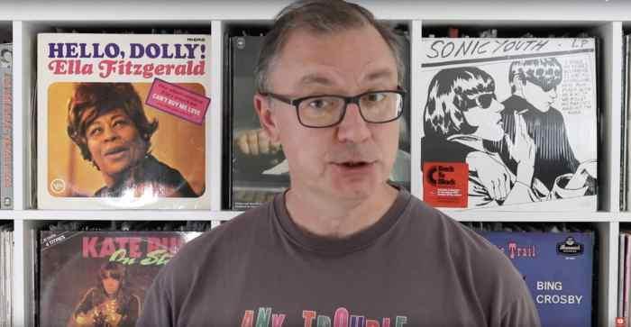 The Vinyl Wall: On YouTube