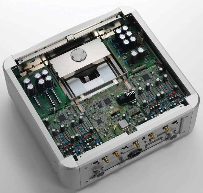 K1X CD/SACD Player From Esoteric