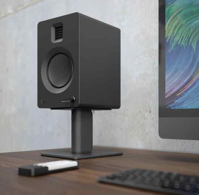 TUK Powered Speakers From Kanto