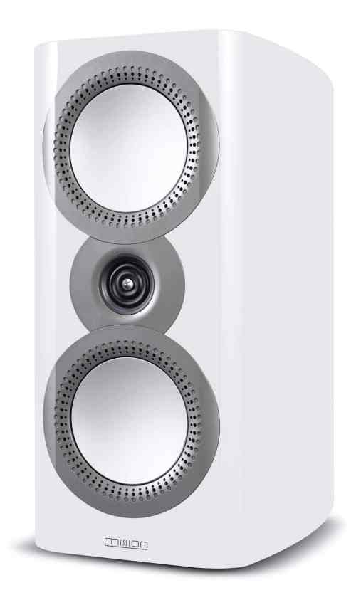 ZX Series Speakers From Mission