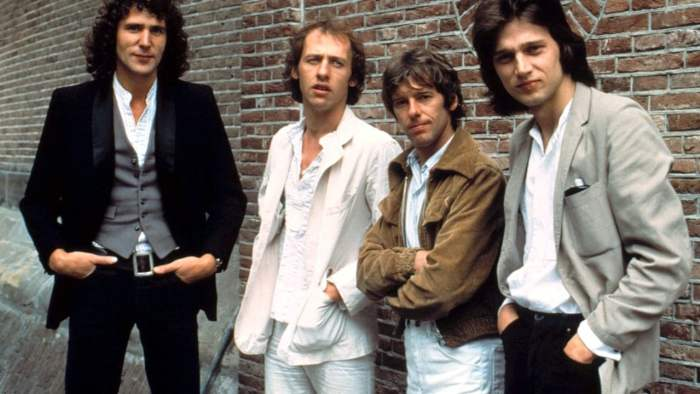 Dire Straits: All the Way from Deptford