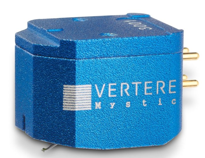 Mystic Moving Coil Cartridge From Vertere