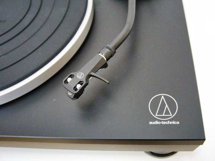 LP5x Turntable From Audio-Technica