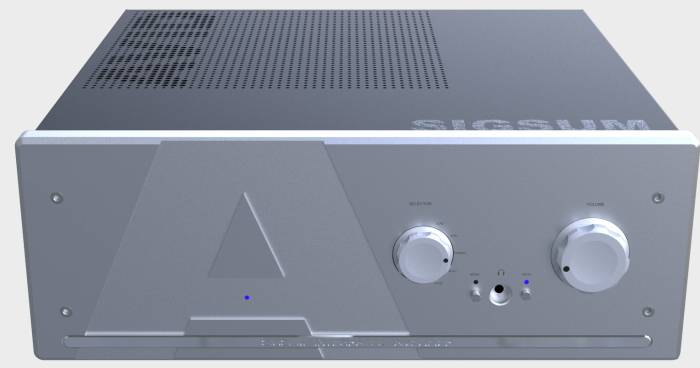Sigsum Integrated Amplifier From AVID: on YouTube