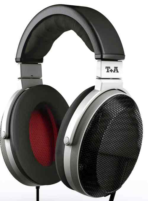 Solitaire P Headphones and Head Amplifier From T+A