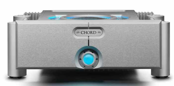 ULTIMA Amplifiers From Chord in Stereo