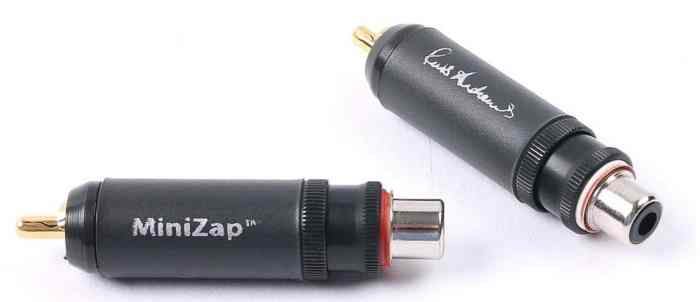 MiniZap Noise Reducers From Russ Andrews