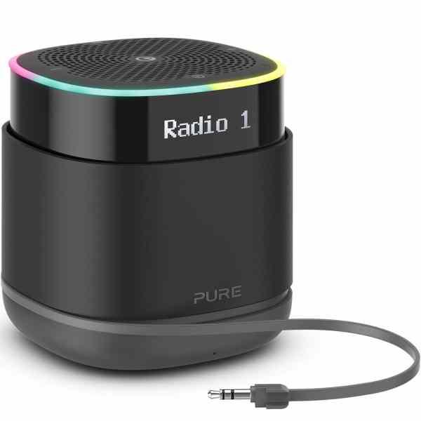 Pure StreamR Bluetooth Speaker on YouTube