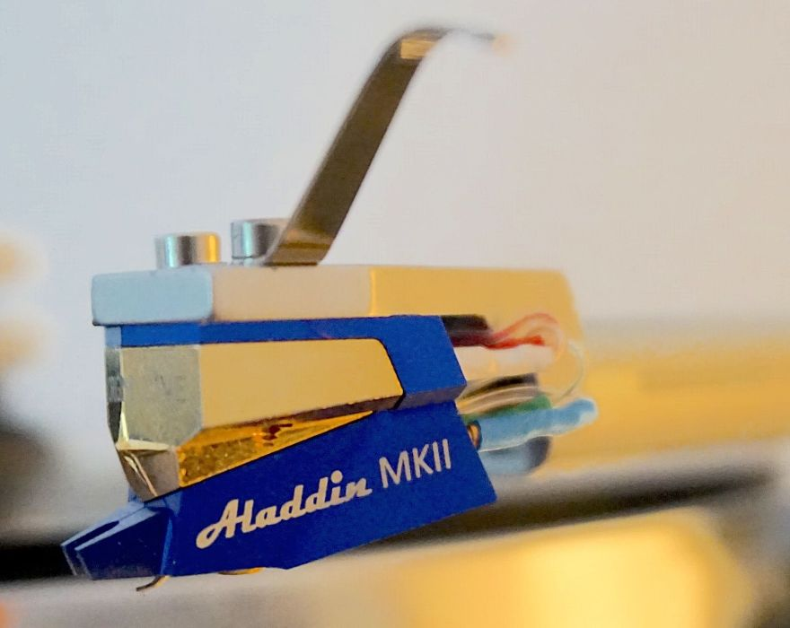 Alladin Mk.2 Cartridge from Origin Live
