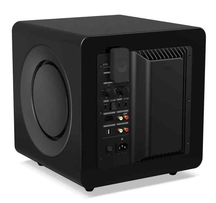KW1: KEF's Wireless Subwoofer Adapter Kit