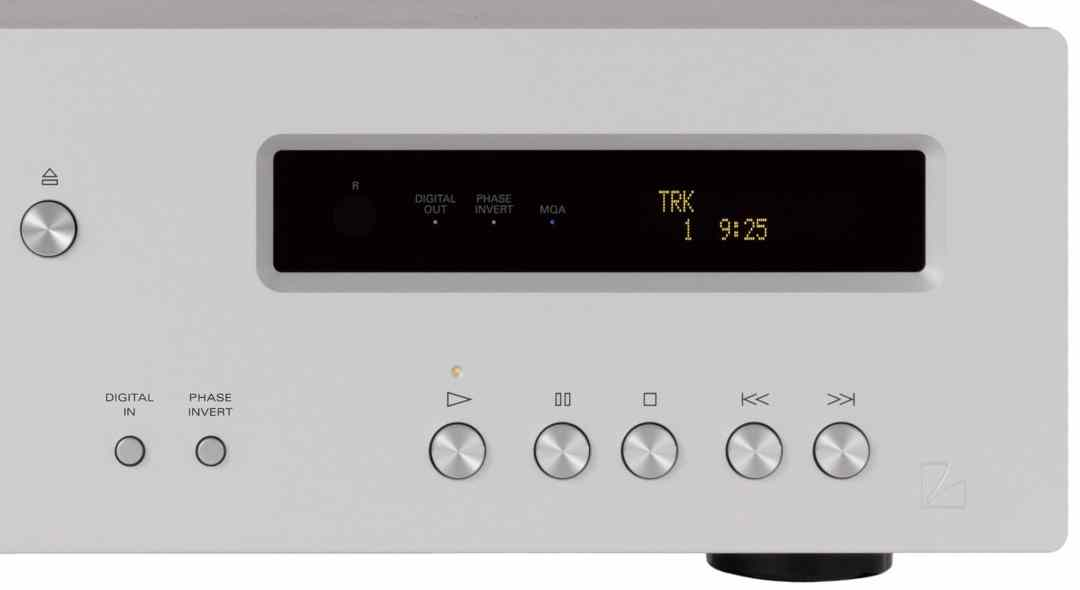 D-03X CD Player From Luxman