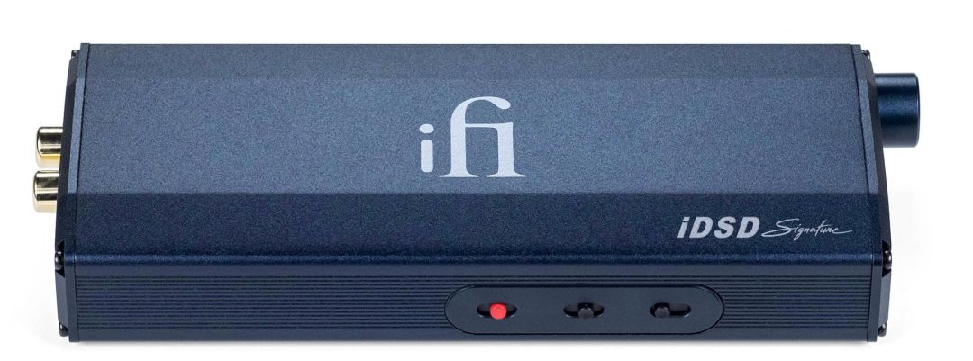Micro iDSD Signature From iFi