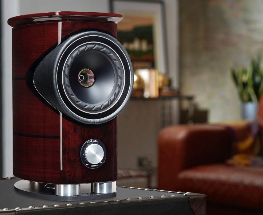 F1-5 & F1-8 Speakers From Fyne