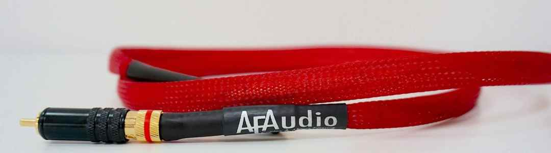 ARCHIE COAX CABLE FROM AF AUDIO