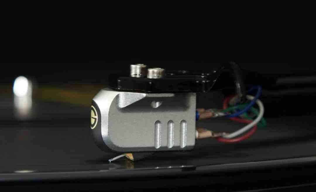Ethos Moving Coil Cartridge From Goldring