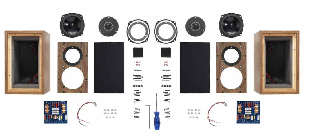 Two Hour Speaker Kit From Falcon Acoustics