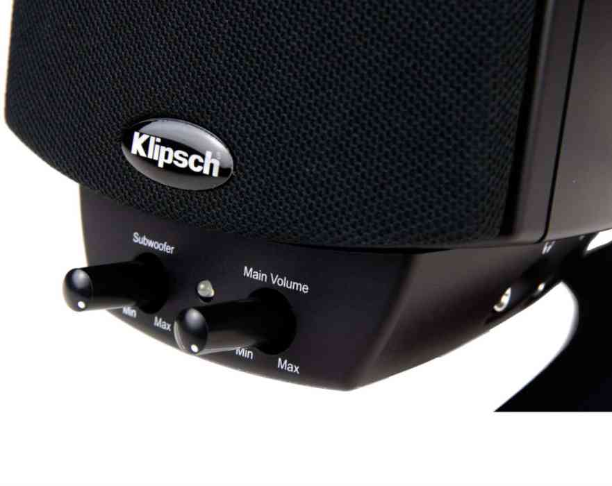 ProMedia 2.1 BT Speakers System From Klipsch