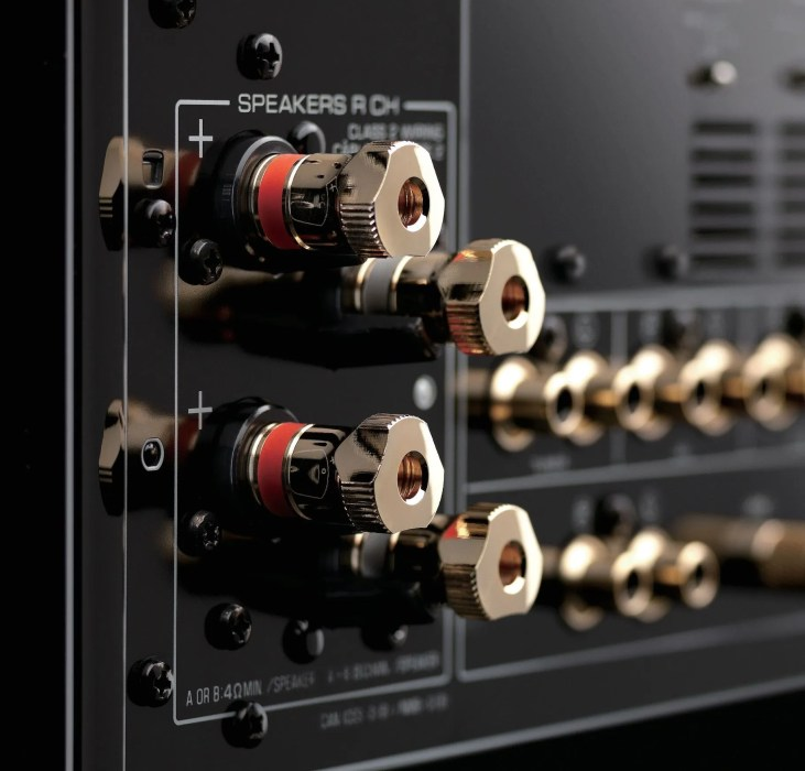 A-S1200 Integrated Amplifier From Yamaha