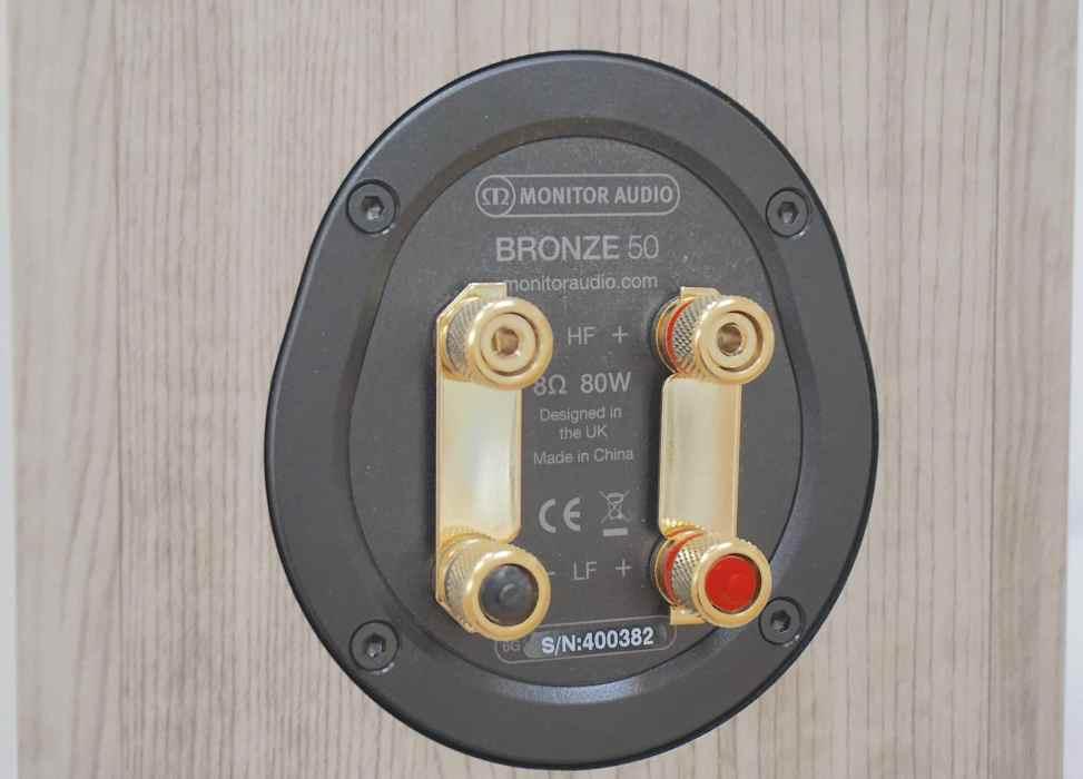 Bronze 50 Speakers From Monitor Audio