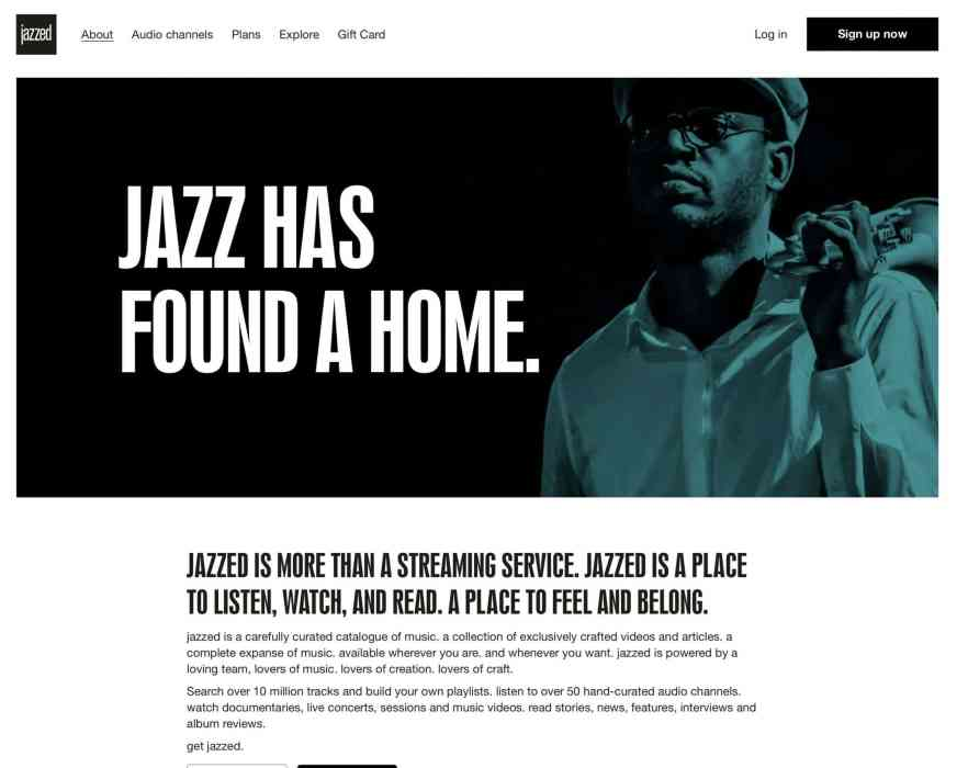 Jazz App's Club Livestream