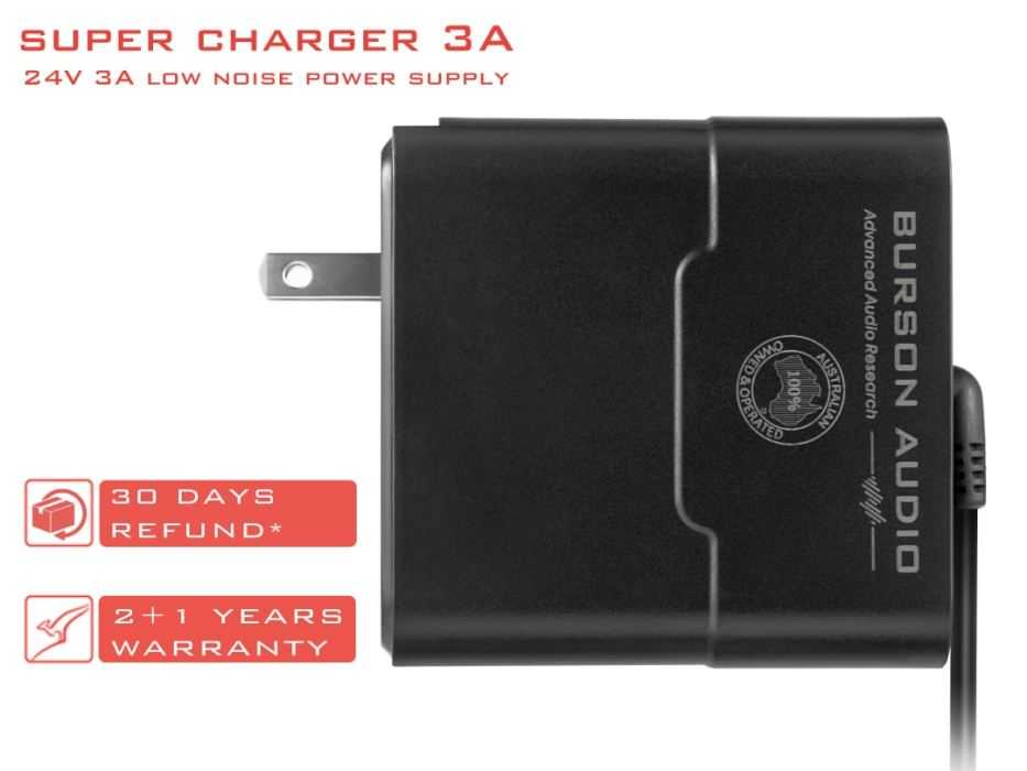 SUPER CHARGER FROM BURSON