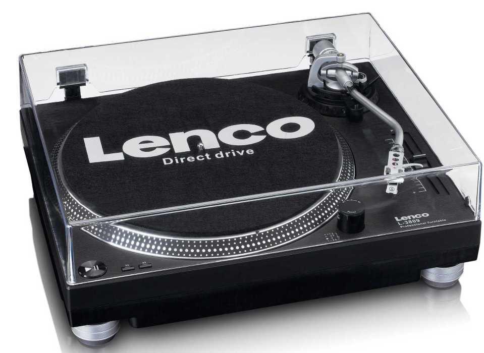 LENCO L-3809 TURNTABLE ON YOUTUBE