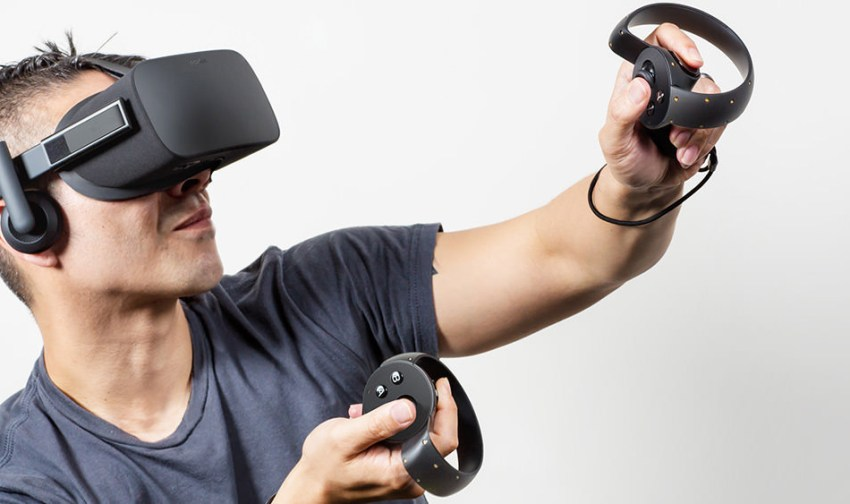 Oculus Touch Controller