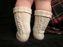 Kilt Hose for Chubby Legs
