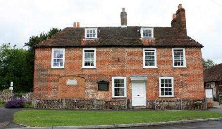 Austen House in Chawton