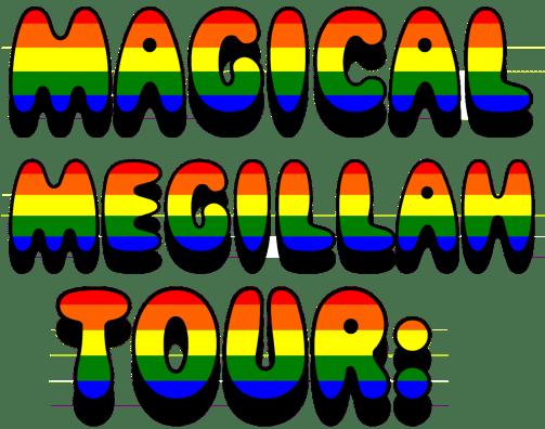 magical megillah tour