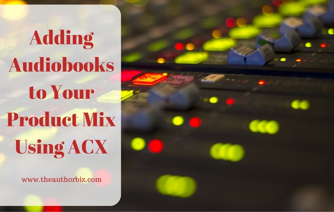 TAB087: Adding Audiobooks to Your Product Mix with ACX