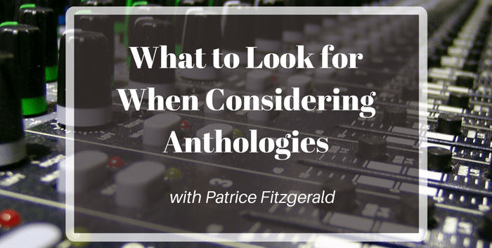 TAB099: What Should Authors look for When Considering Anthologies?
