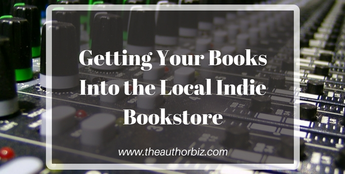 TAB123: Getting Your Books Into the Local Indie Bookstore
