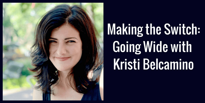 TAB133: Making the Switch – Moving Away From KDP Select, with Kristi Belcamino