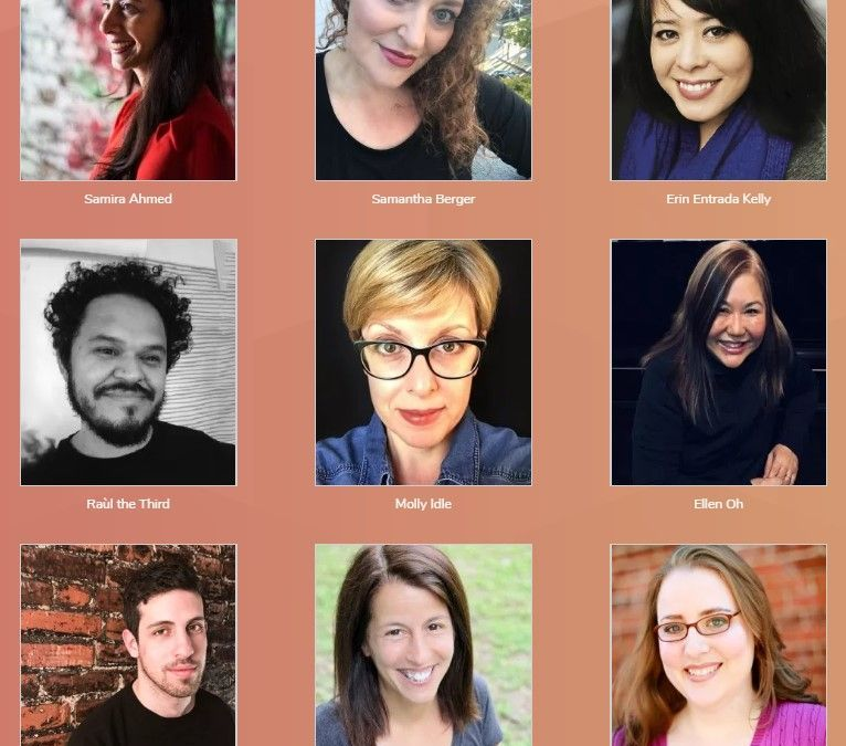 Nine More Authors Join The Author Village