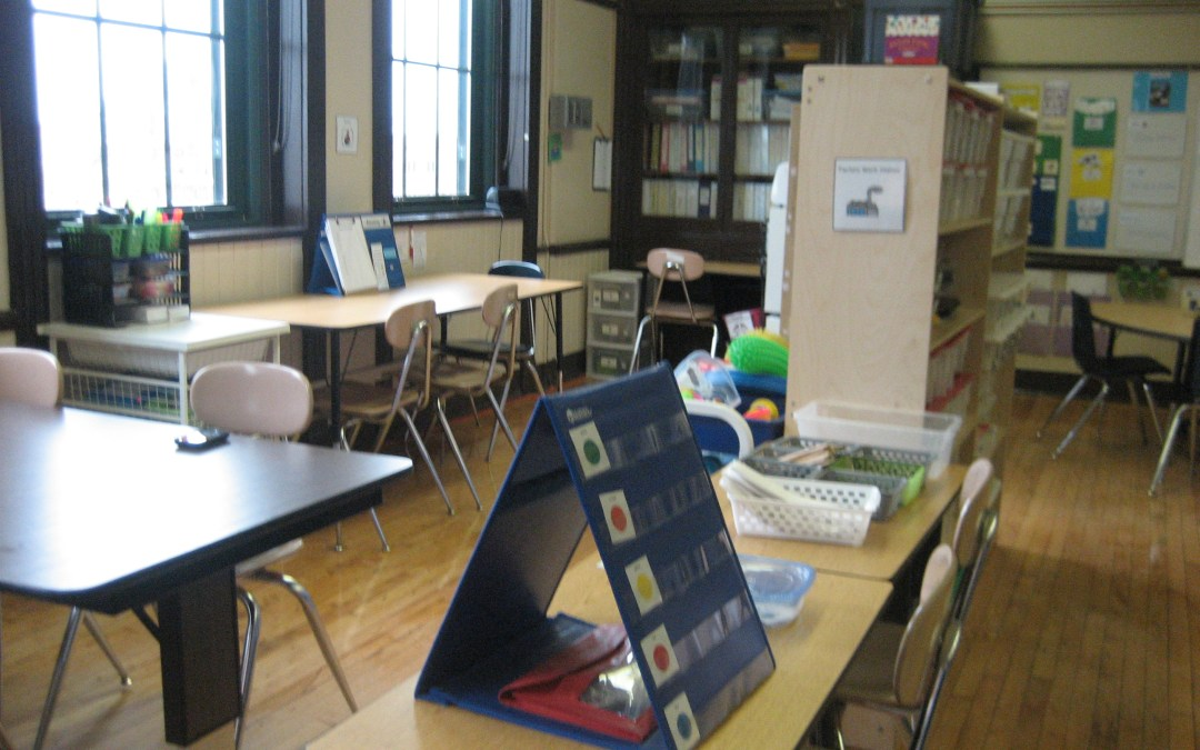 Seven Steps for Setting up a Stellar Autism Classroom: Classroom Structure