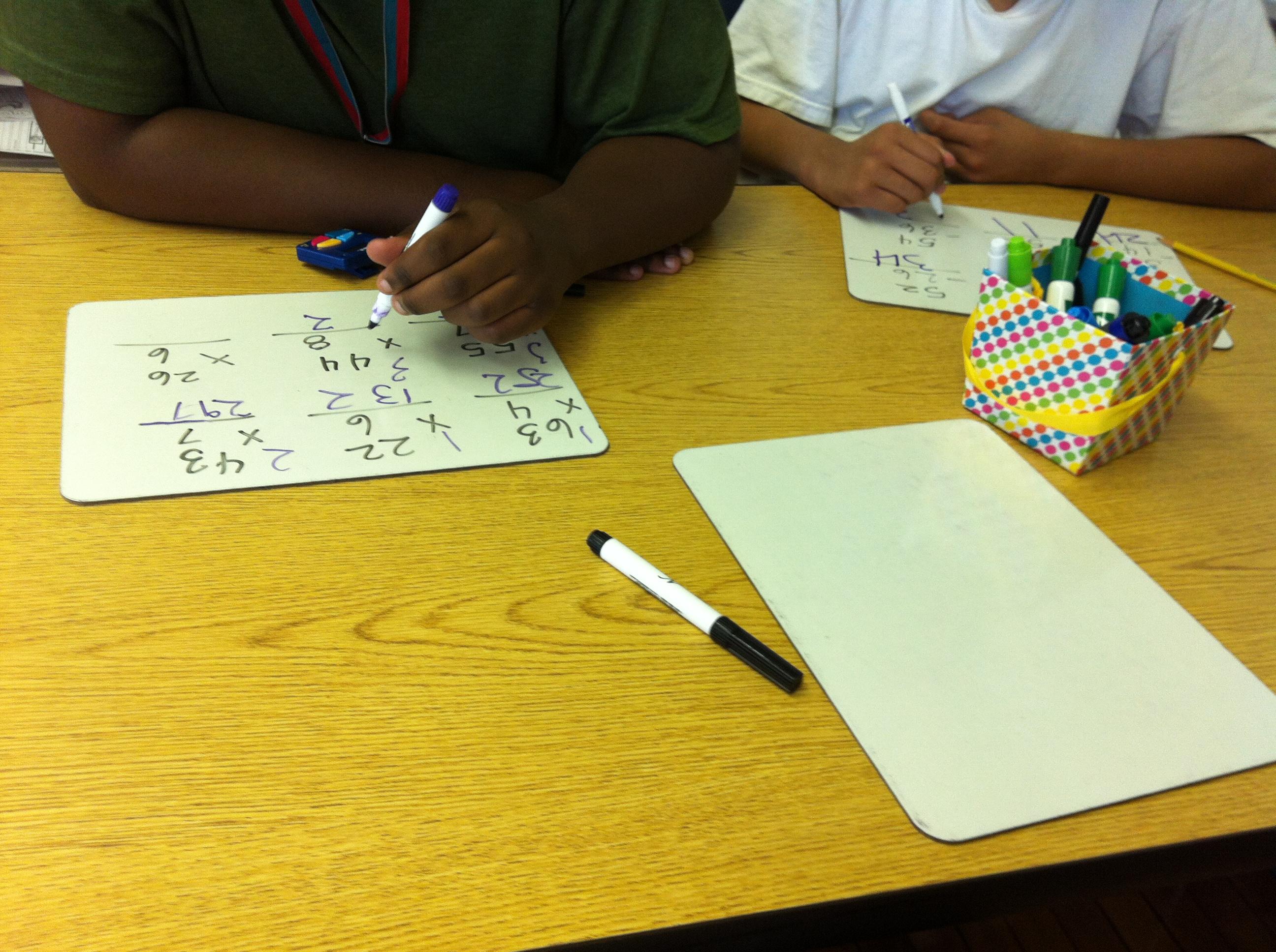 Work Tasks Math And Social Stu S