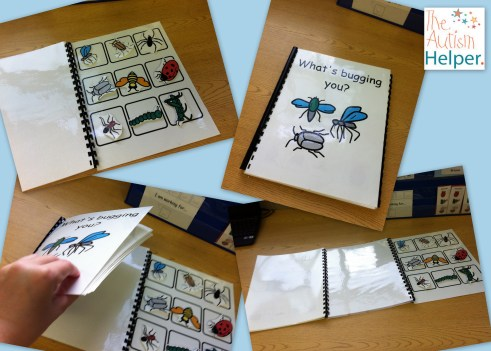 The Autism Helper - Adapted Book