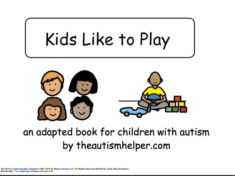 Kids Like to Play