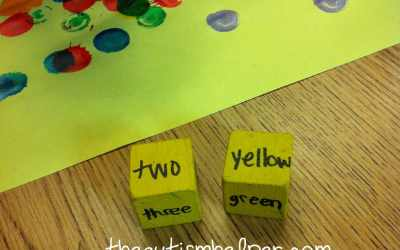Roll and Dot Work Task