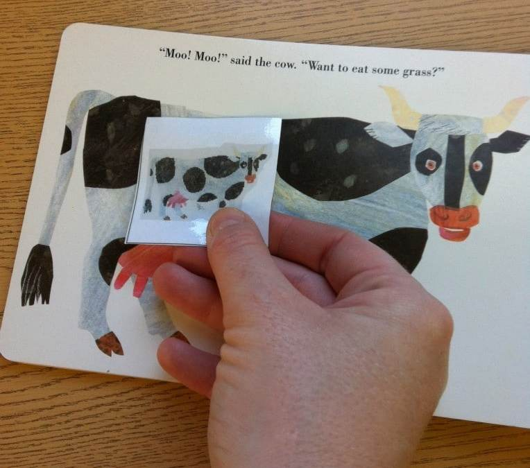 Adapted Books {Literacy Activities for Nonreaders}