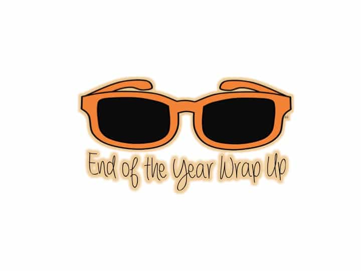 Wrapping Up the End of the Year