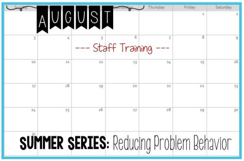 The Autism Helper - Summer Series