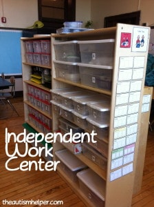 Independent Work System