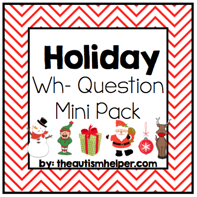 Teaching Question Answering & a Holiday Freebie