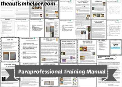 Tpt - paraprofessional training manual (6)
