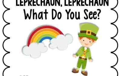Leprechaun, Leprechaun What Do You See?