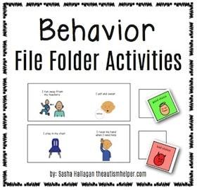 Behavior File Folders