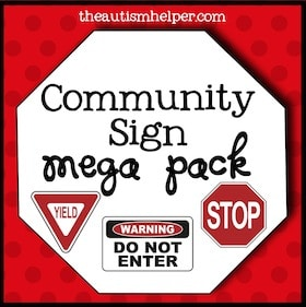 Community Signs Mega Pack