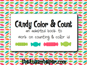 Candy Color and Count
